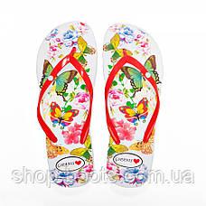 Женские вьетнамки оптом Gipanis. 36-40рр. Модель DS 42 - 6, фото 2