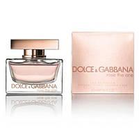 """Женская парфюмерия Dolce & Gabbana """"Rose The One"""" 75ml (Женская Туалетная Вода) (Люкс)"""