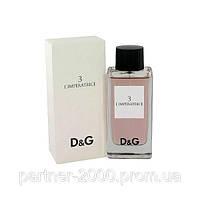 "Dolce & Gabbana ""3 L'Imperatrice"" (Люкс) Женская парфюмерия"