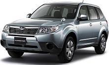 Защита двигателя на Subaru Forester (2008-2012)