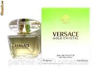 "Versace ""Gold Crystal"" 90ml (Женская Туалетная Вода) (Люкс)"