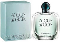 "Giorgio Armani ""Acqua di Gioia"" 100ml (Женская Туалетная Вода) (Люкс) Женская парфюмерия"