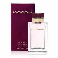 Dolce & Gabbana Pour Femme edp 100 ml (Женская Туалетная Вода) Женская парфюмерия