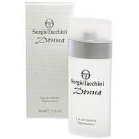 Sergio Tacchini Donna edt 100 ml (Женская Туалетная Вода) (Люкс)  Женская парфюмерия
