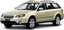 Защита двигателя на Subaru Outback (2003-2009)