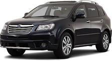 Защита двигателя на Subaru Tribeca (с 2005--)
