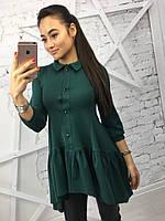Ультра модная удлиненна блузка, расцветки
