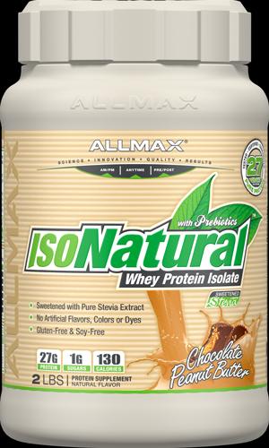Allmax IsoNatural 2270g