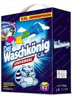 Бесфосфатный стиральный порошок Universal Waschkonig 9.8кг
