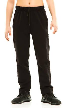 Подросток спортивные штаны 313 черные, фото 2