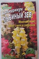 Антирриниум Львиный зев, 3 гр. (Organic)