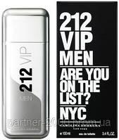"Carolina Herrera ""212 VIP Men"" (Мужская туалетная вода)"