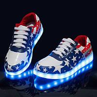 Светящиеся кроссовки с Гарантией!