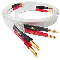 Nordost Акустические кабели Nordost White lightning, 2x3m is terminated with low-mass Z plugs