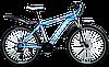 """Горный Велосипед Titan Focus 26""""×15"""" ( Голубой )"""