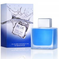 "Antonio Banderas ""Blue Cool Seduction for men"" 100 мл (Мужская туалетная вода) (Мужская туалетная вода)"