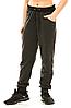 Подросток спортивные штаны 314 темно-серые
