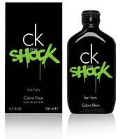 CALVIN KLEIN - CK One Shock For Him Мужская парфюмерия