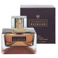 Мужская парфюмерия David Beckham Intimately for Men edt 75 ml (Мужская туалетная вода)
