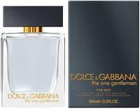 """Мужская парфюмерия Dolce & Gabbana """"The One Gentleman"""" 100ml (Мужская туалетная вода)"""