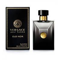 Versace Pour Homme Oud Noir 100 мл (Мужская туалетная вода) (Мужская туалетная вода) Мужская парфюмерия