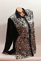 Женская рубашка-туника оптом VSA