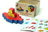 Кубики Никитиных Уникуб Розумний Лис (90047), фото 2