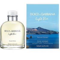 D&G Light Blue Discover Vulcano Pour Homme 125ml (Мужская туалетная вода) - Мужская парфюмерия