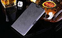Черный чехол-книжка для Lenovo K900, фото 1