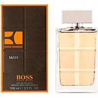 Hugo Boss Orange Man edt 100 ml (Мужская туалетная вода)
