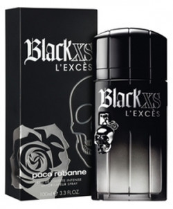 "Paco Rabanne Black XS for Him L'Exces edt 100 ml (Мужская туалетная вода) - интернет-магазин ''AVS"" в Киеве"