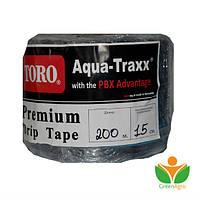 Лента капельного полива Aqua-Traxx 6 mil 15см 300м