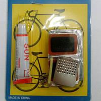 Ремнабор велосипедиста, ремкомплект для велосипеда, велоаптечка