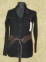 Кофточка вязанная женская