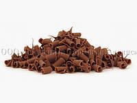 Посыпки из шоколада — Стружка молочная (4 кг/уп), фото 1