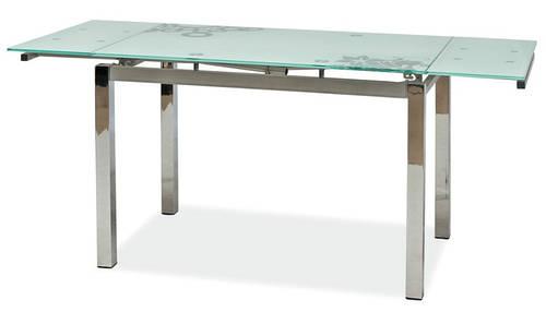 Стеклянные столы на кухню GD-017 (Signal)