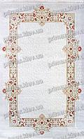 Ковер ERCIYES Mirror, цвет coral