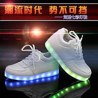 Детские светящиеся кроссовки с Гарантией!, фото 1