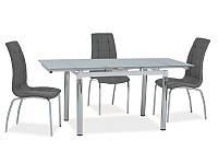 Стеклянные столы на кухню GD-018 (Signal)