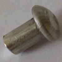Заклепка с полукруглой головой по ГОСТу 10299-80 алюминиевая