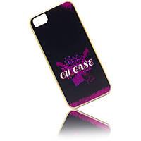 Чехол для iPhone 5/5s/SE  Ou.case Traveling around protective case