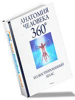 Анатомия человека 360. Иллюстрированный атлас