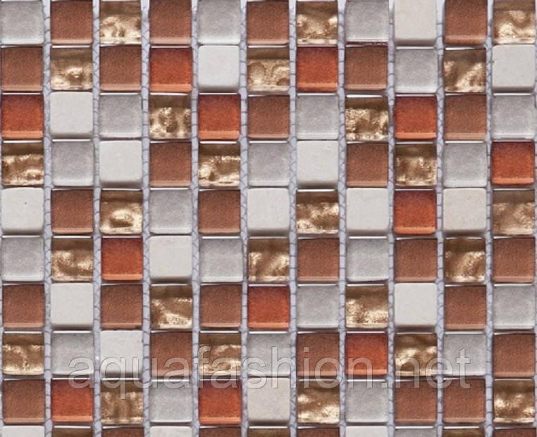 """Мозаика камень стекло Vivacer CS08 - Интернет-магазин сантехники """"АкваФэшн"""" в Днепре"""