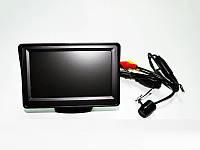 Система заднего вида: монитор 4.3'' + камера. Отличное качество. Практичная система. Купить. Код: КДН1538