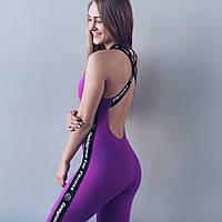 Женский спортивный комбинезон для фитнеса, фото 1