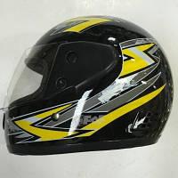 Шлем-интеграл FXW черный