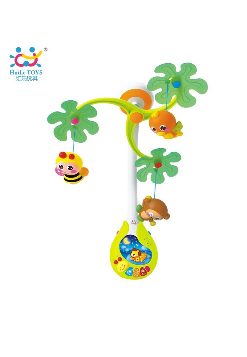 Мобіль «Huile Toys» (818) Веселий острів (звук. ефекти)