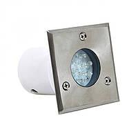 """Грунтовый светодиодный светильник LED """"INCI"""" Horoz 1,2W 75Lm IP67, фото 1"""