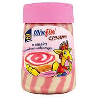 Клубнично-молочный  крем  MixFix  KRUGER, 400 гр