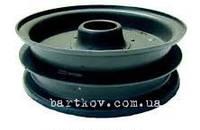 Шкив натяжной измельчителя с перегородкой Акрос ПУН-00.479-01